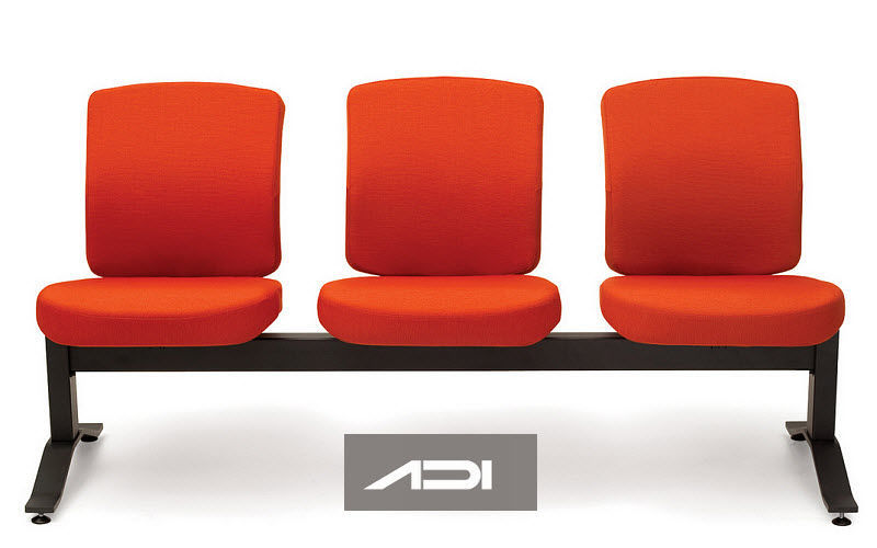 Sedie su barra per sala d 39 attesa sedie e poltrone per for Sedie attesa ufficio