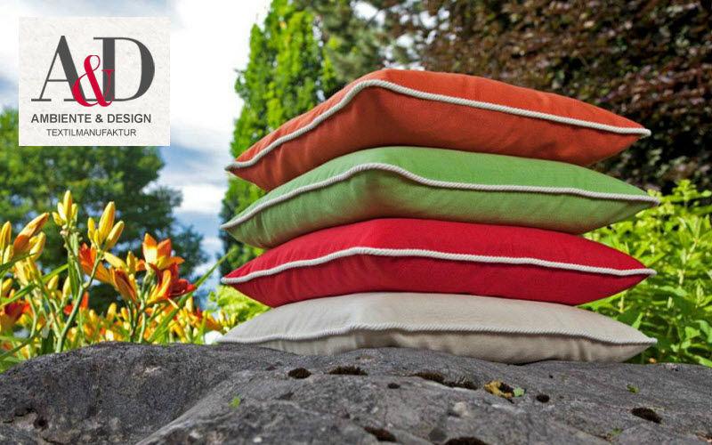 AMBIENTE & DESIGN Fodera per cuscino Cuscini Guanciali Federe Biancheria  |