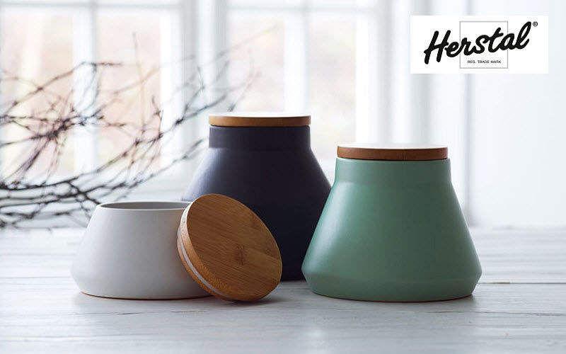 Herstal Vaso di porcellana Coppe e contenitori Oggetti decorativi  |