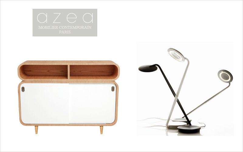 AZEA Credenza bassa Credenze, buffet e mobili soggiorno Armadi, Cassettoni e Librerie  |
