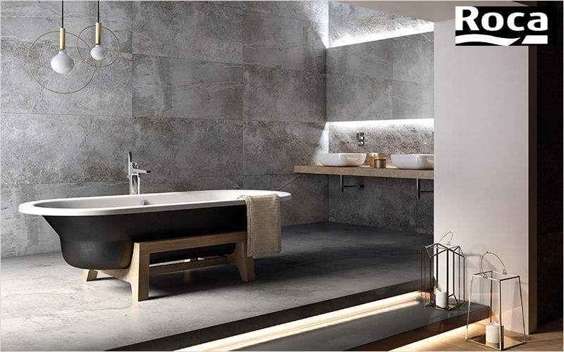 Vasca Da Bagno Roca Prezzi : Soluzioni vasche da bagno collezioni roca