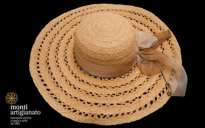 MONTI ARTIGIANATO Cappello Abbigliamento Oltre la decorazione  |