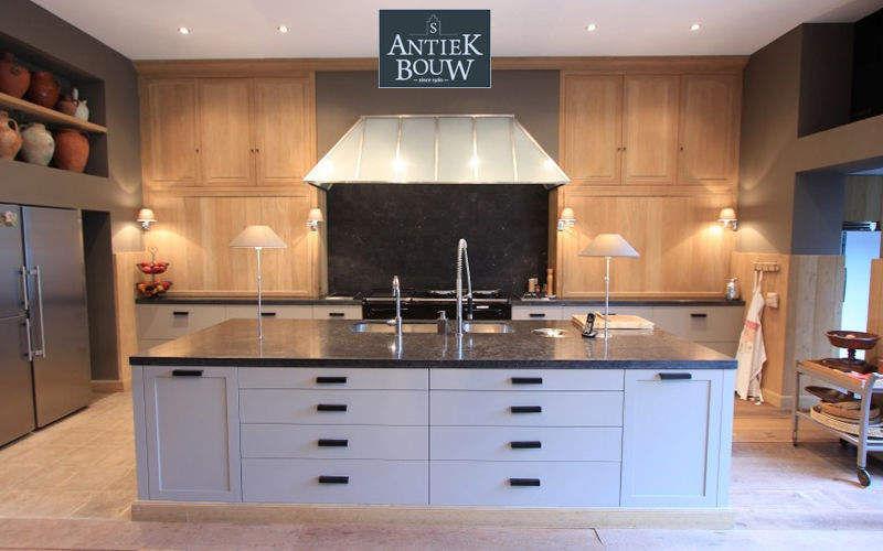 Antiek-Bouw Cucina componibile / attrezzata Cucine complete Attrezzatura della cucina    