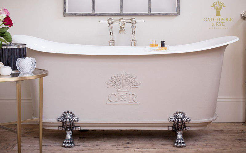 Vasca da bagno con piedini - Vasche da bagno  Decofinder