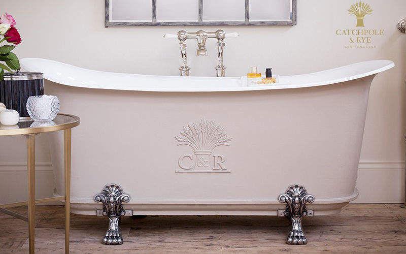 Vasca Da Bagno Francese Prezzi : Vasca da bagno con piedini vasche da bagno decofinder