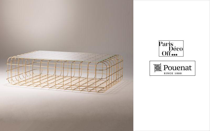 POUENAT Tavolino rettangolare Tavolini / Tavoli bassi Tavoli e Mobili Vari   