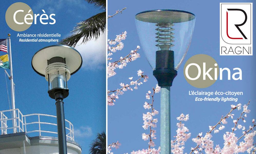 Ragni Lampione urbano Lampioni e lampade per esterni Illuminazione Esterno  |
