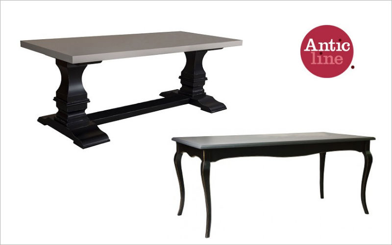 Antic Line Creations Tavolo da pranzo rettangolare Tavoli da pranzo Tavoli e Mobili Vari  |