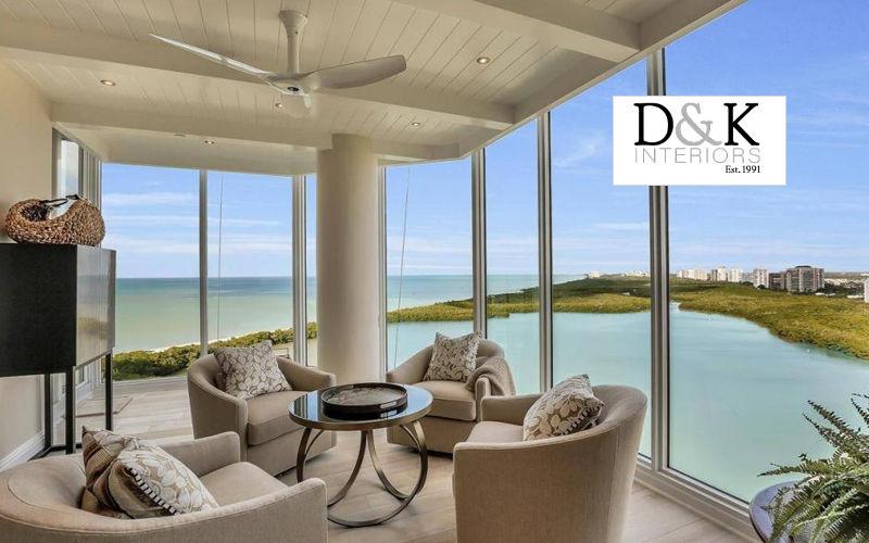 D&K interiors Progetto architettonico per interni Progetti architettonici per interni Case indipendenti  |
