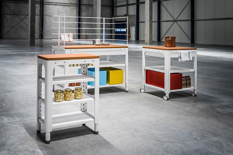 N-BY-NABER Base cucina Mobili da cucina Attrezzatura della cucina  |