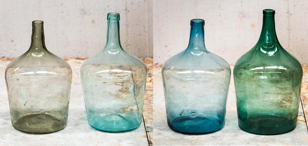 ALL'ORIGINE - ARREDI AUTENTICI Damigiane vetro Vasi decorativi Oggetti decorativi  |