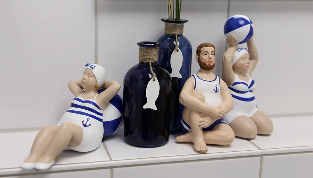 CASABLANCA DESIGN Figurina Varie soprammobili e decorazioni Oggetti decorativi  |