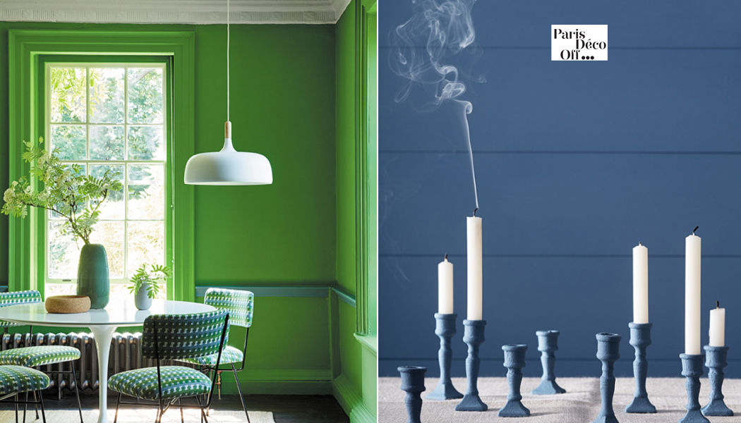 Little Greene Pittura murale Vernici Ferramenta  |