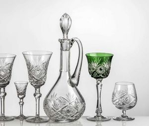 CRISTALLERIE DE MONTBRONN - Calice per vini