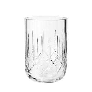 LOUISE ROE COPENHAGEN - crystal vase - Vaso Da Fiori