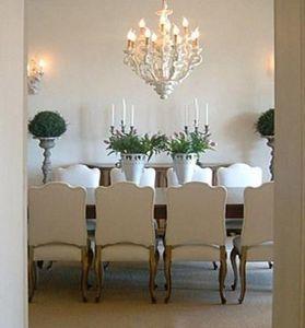 Progetto architettonico per interni - Sala da pranzo