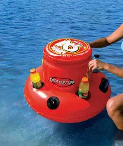 Ghiacciaia galleggiante per piscina