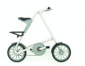 Areaware Bicicletta pieghevole
