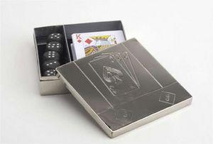 Amadeus - set 52 cartes et des - Carte Da Gioco