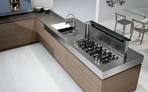 Linea Quattro France - essentha electa - Cucina A Isola