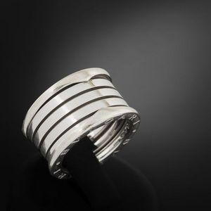 Expertissim - bulgari. anneau en or. modèle b.zero1 - Anello