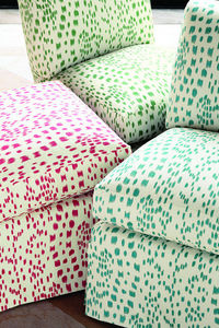 BRUNSCHWIG & FILS -  - Tessuto D'arredamento Per Sedie