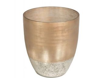BLANC D'IVOIRE - trame gm - Bicchiere Portacandela