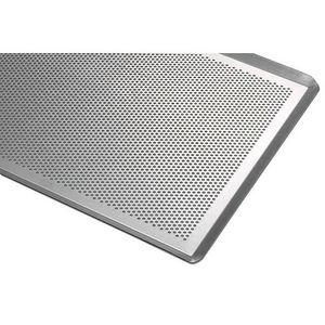 Matfer - plaque de cuisson perforée aluminium 40x30c - Piano Di Cottura A Gas