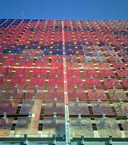 GLASSOLUTIONS France - crealite - Decorazione Per Facciata