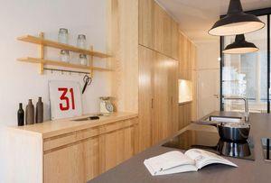 MELANIE LALLEMAND ARCHITECTES -  - Progetto Architettonico Per Interni