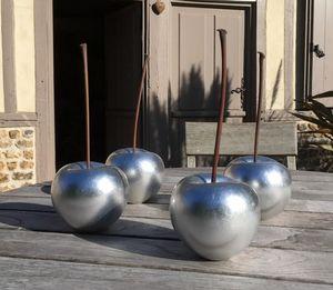 LA VILLA HORTUS - cherry silver--- - Frutto Decorativo