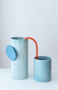 VITRA - decouoage - Vaso Decorativo