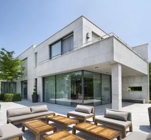 CHARLES ZANA -  - Progetto Architettonico