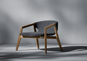 ETHIMO - knit - Poltrona Da Giardino