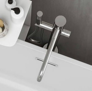 CasaLux Home Design - inverseur sur pied - Miscelatore Vasca Da Bagno