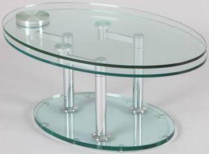 PEGANE -  - Tavolo Da Pranzo Ovale