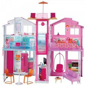 BARBIE -  - Casa Delle Bambole