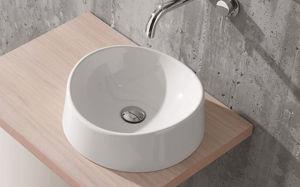 CasaLux Home Design - bacinello onda - Lavabo D'appoggio