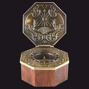 HEMISFERIUM - compas magnétique - Bussola