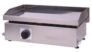 SIMOGAS - chrome dur - Piastra Per Barbecue