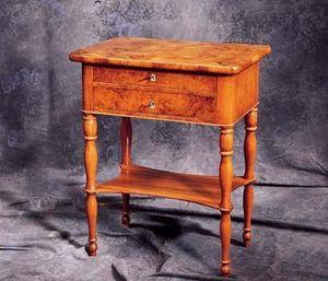 Bertrand Klein - table de salon louis philippe - Tavolino Di Servizio