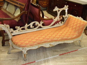 Antiquariato Europeo -  - Chaise Longue