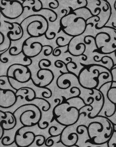 Bennett Silks - devore - Tessuto D'arredamento