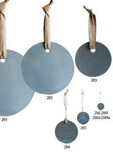 Un Esprit En Plus - pop zinc - Etichetta Decorativa