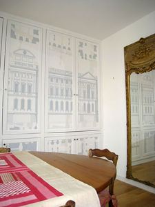 PAPIERS DE PARIS -  - Decorazione Murale
