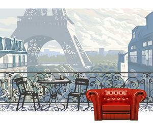 PAPIERS DE PARIS -  - Decorazione Murale