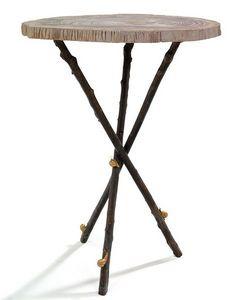 Jardinieres & Interieurs -  - Tavolino Rotondo Per Esterni