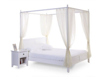 Miliboo - arabesque lit 160x200 - Letto Matrimoniale A Baldacchino