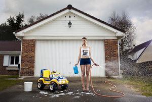 PHOTOBAY - voiture électrique - Fotografia