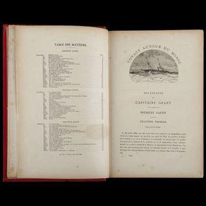 Expertissim - verne (jules). les enfants du capitaine grant et v - Libro Antico